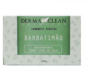 Derma Clean Sabonete Vegetal Barbatimão 100g