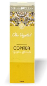 Derma Clean Óleo Resina de Copaíba (Bálsamo) 20ml