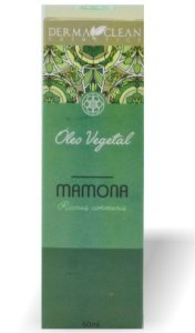 Derma Clean Óleo de Mamona / Rícino 60ml