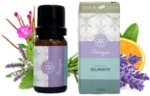 Derma Clean Sinergia Relaxante com Óleos Essenciais 10ml