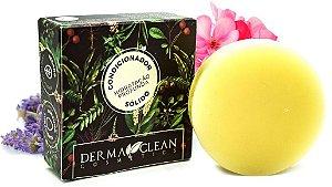 Derma Clean Condicionador Sólido Hidratação Profunda com Lavanda, Laranja e Gerânio 60g