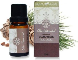 Derma Clean Óleo Essencial de Cedro Atlas 10ml