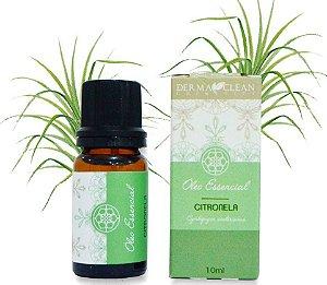 Derma Clean Óleo Essencial de Citronela 10ml