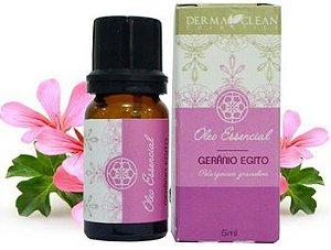 Derma Clean Óleo Essencial de Gerânio GT Egito 5ml