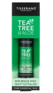 Tisserand Tea Tree e Aloe Anti-Manchas Stick 8ml