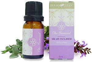 Derma Clean Óleo Essencial de Sálvia Esclaréia 5ml