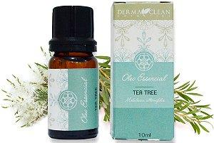 Derma Clean Óleo Essencial de Tea Tree / Melaleuca 10ml