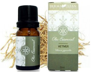 Derma Clean Óleo Essencial de Vetiver 5ml