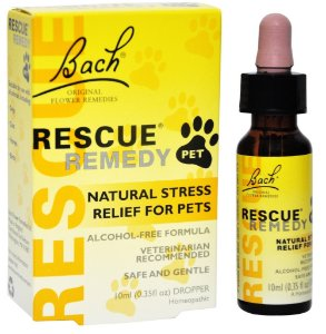 Florais de Bach Rescue Pet Sem Álcool 10ml