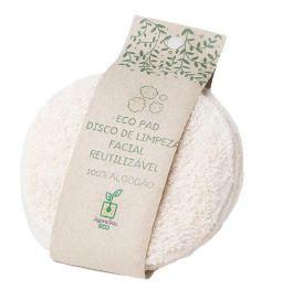 Agora Sou ECO Discos de Limpeza Facial Reutilizáveis (Eco Pads) 4 un