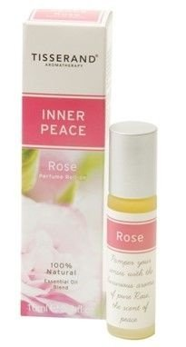 Tisserand Perfume Roll-on Inner Peace Rosa 10ml
