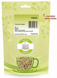 QLY Ervas Chá de Funcho Fracionado 50g
