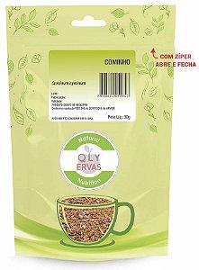 QLY Ervas Chá de Cominho Fracionado 30g
