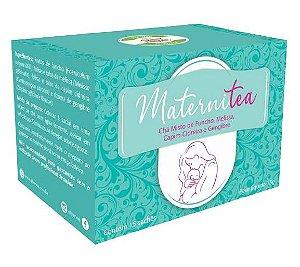 QLY Ervas Maternitea Chá Misto da Mamãe Caixa 15 Sachês