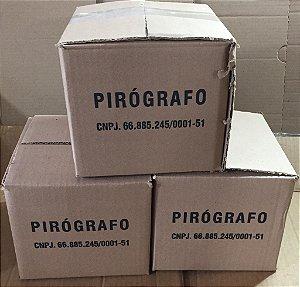 Pirógrafo PP-3 -  lote de 3  aparelhos