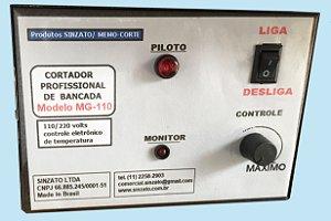 Fonte para Cortador modelo MG-110,  fio de corte 110cm , 110/220 controle eletrônico