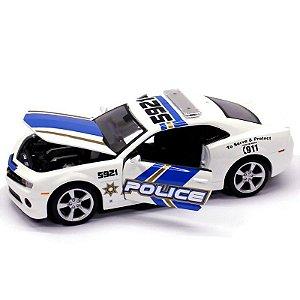 Carro Chevrolet Camaro SS RS Police - Special Edition - 1:24 - Maisto
