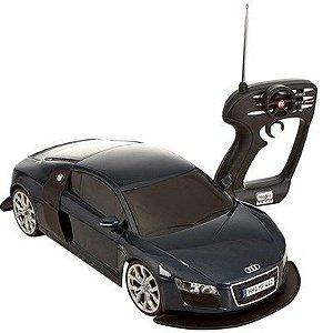 Carro de Controle Remoto - Audi R8 V10 - 1:10 - 27MHz - Maisto