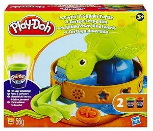 Conjunto Play Doh Fábrica de Massinha Gira-Gira - Hasbro