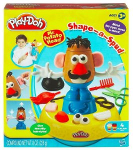 Massinha Play-Doh - Monte Seu Mr Potato Head - Hasbro