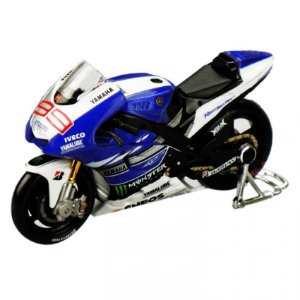 Mini Moto GP Yamaha Team 2013 - 1:18 Maisto