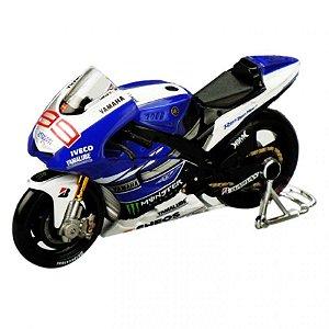 Mini Moto GP Yamaha Team 2013 - 1:18 Maisto