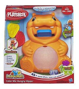 Playskool Hipopótamo Hora do Lanche Learnimals A3208