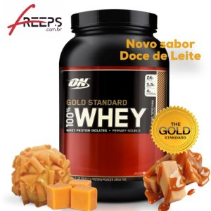 Gold Standard 100% Whey - ON
