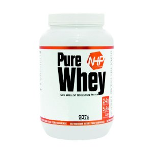 Proteína Pure Whey - 907g