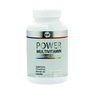 Power Multivitamim NHP - 60 caps