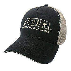 Boné Oficial PBR - Professional Bull Riders