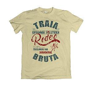 Camiseta Traia Bruta Rodeo