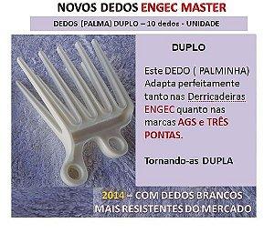 Dedinho Duplo para derriçadeira ENGEC, AGS e TRES PONTAS