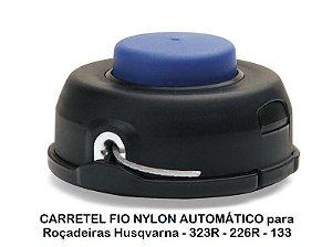 Carretel Fio de Nylon Automático Husqvarna para Roçadeiras