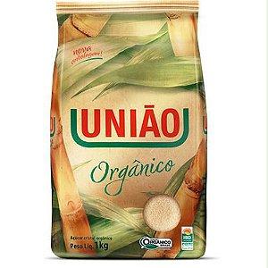 Açúcar Cristal Orgânico União - 1kg