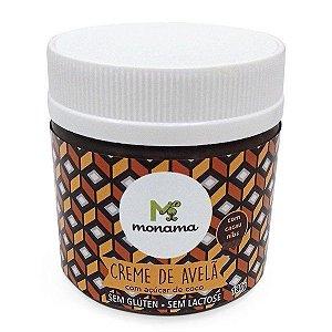 Creme de Avelã com Cacau Nibs Orgânico - Monama 180g