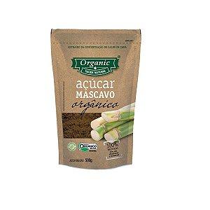 Açúcar Mascavo Orgânico Organic - 500g