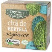 Chá Orgânico de Hortelã Organic - 10 sachês - 12g