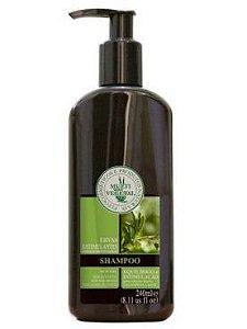 Shampoo de Ervas Estimulantes - Fortalecimento Capilar - Multi Vegetal - 240ml