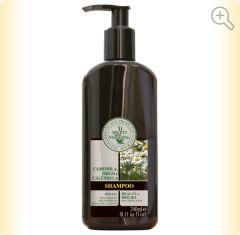 Shampoo Camomila, Trigo e Calêndula (sem sal e sem corantes / CABELOS CLAROS) Multi Vegetal - 240ml