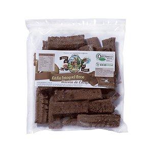 Biscoito Orgânico de Cacau 150g - Sítio Pé na Terra