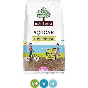 Açúcar Demerara Orgânico Mãe Terra - 400g