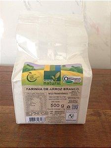 Farinha de Arroz Branco Coopernatural - 500g