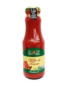 Molho de Tomate Novo Citrus - 320g