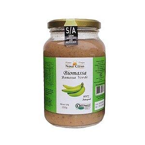 Biomassa de Banana Verde Orgânica Novo Citrus - 250g