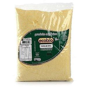 Farinha de Milho Orgânica Ecobio - 500g