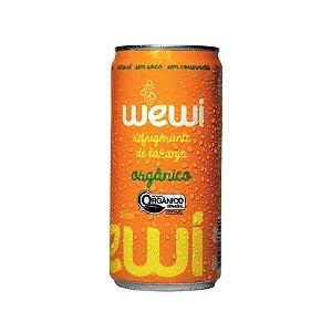 Refrigerante Orgânico de Laranja - Wewi lata 269ml