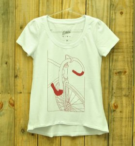 Camiseta Fixa Feminina
