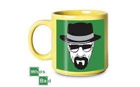 Caneca Porcelana Walter White - Breaking Bad