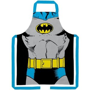 Avental Batman Body - DC Comics